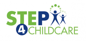 STEP4Childcare LOGO (white background)